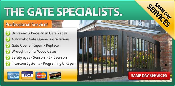 Gate repair Escondido CA
